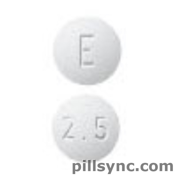 Frovatriptan Succinate tablet, film coated - (frovatriptan succinate 2.5 mg) image