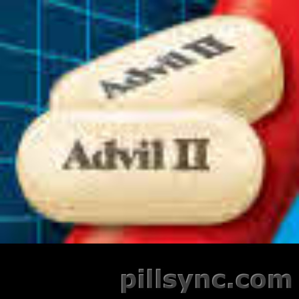 ADVIL DUAL ACTION WITH ACETAMINOPHEN tablet, film coated - (advil dual action with acetaminophen (ibuprofen, acetaminophen) tablet, film coated) image