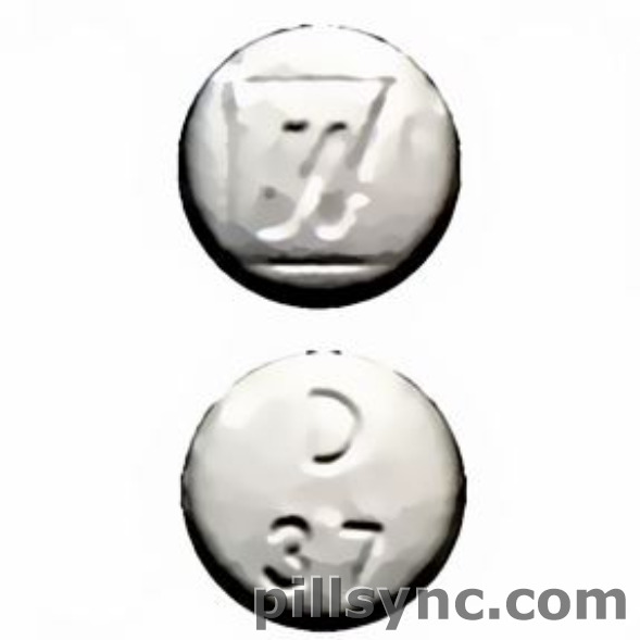 ROUND WHITE W D 37 Meperidine Hydrochloride 100 MG Oral Tablet Demerol
